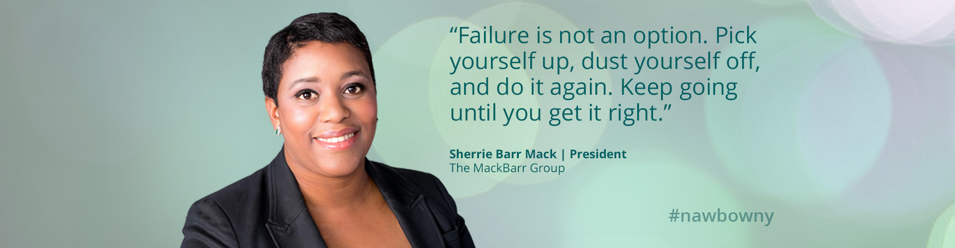 Sherrie-President